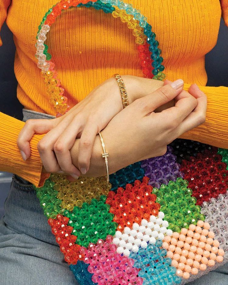 My sweet daughter, the Ash Bag, captured by the divine @subwayhands for @nymag 🖐🏽🌈🖐🏽🌈🖐🏽.jpeg