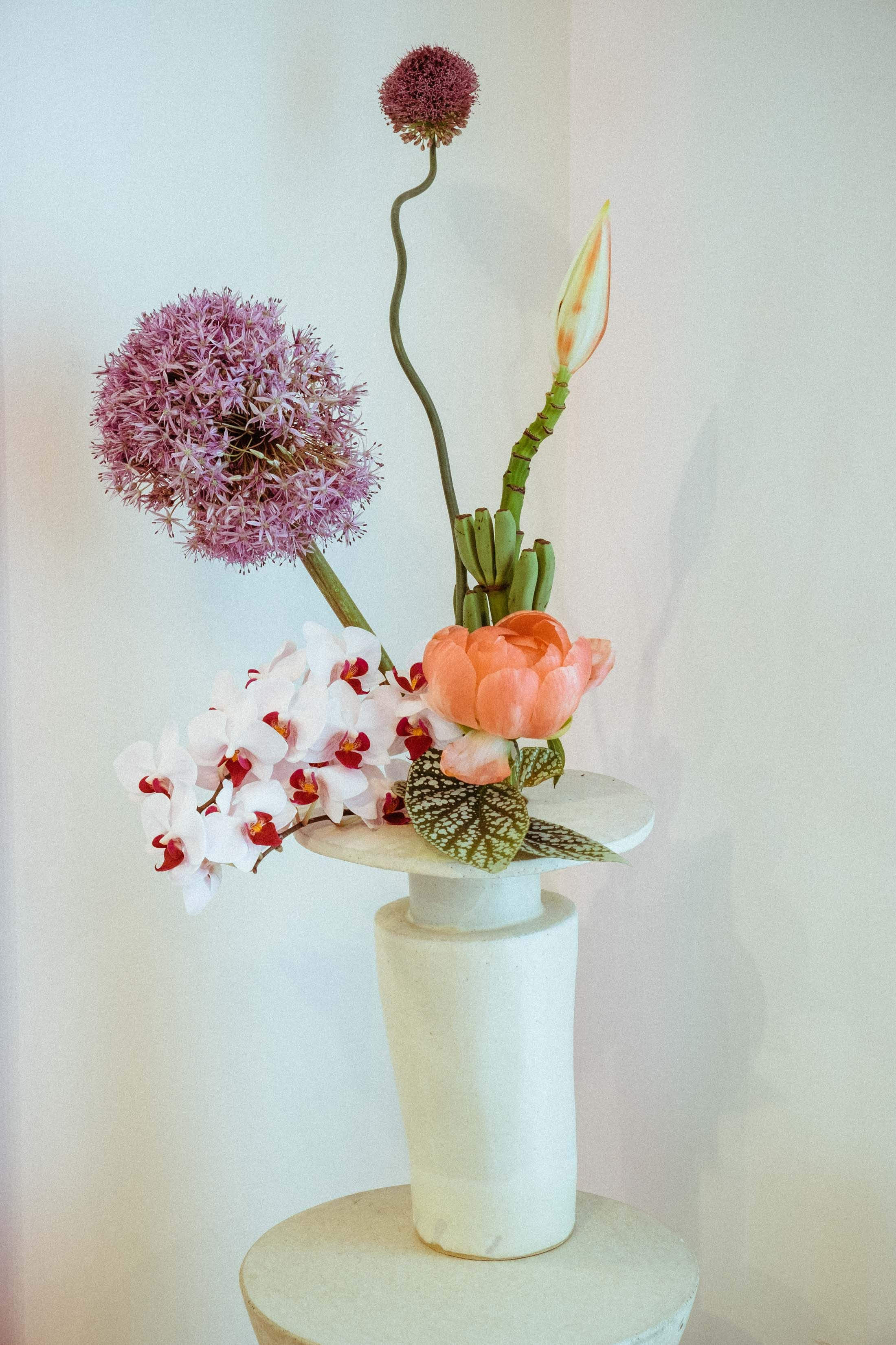Flowers by Brittany Asch of Brrch Floral in the Glossier Showroom.jpeg