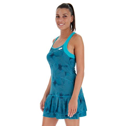 Tennis Tech Dress - Blue Bird.jpg