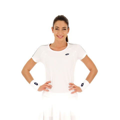 Tennis Team Tee - Brilliant White.jpg