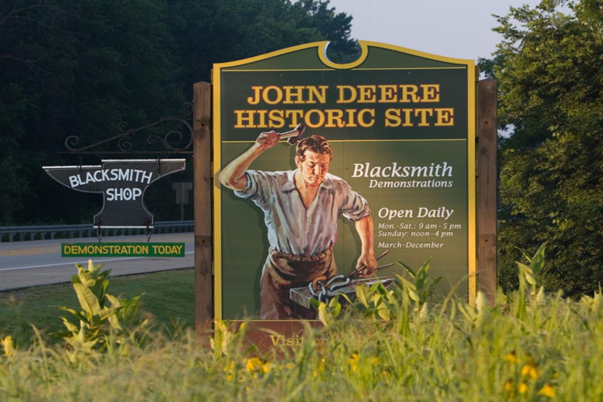 John Deere Historic Site - Grand Detour