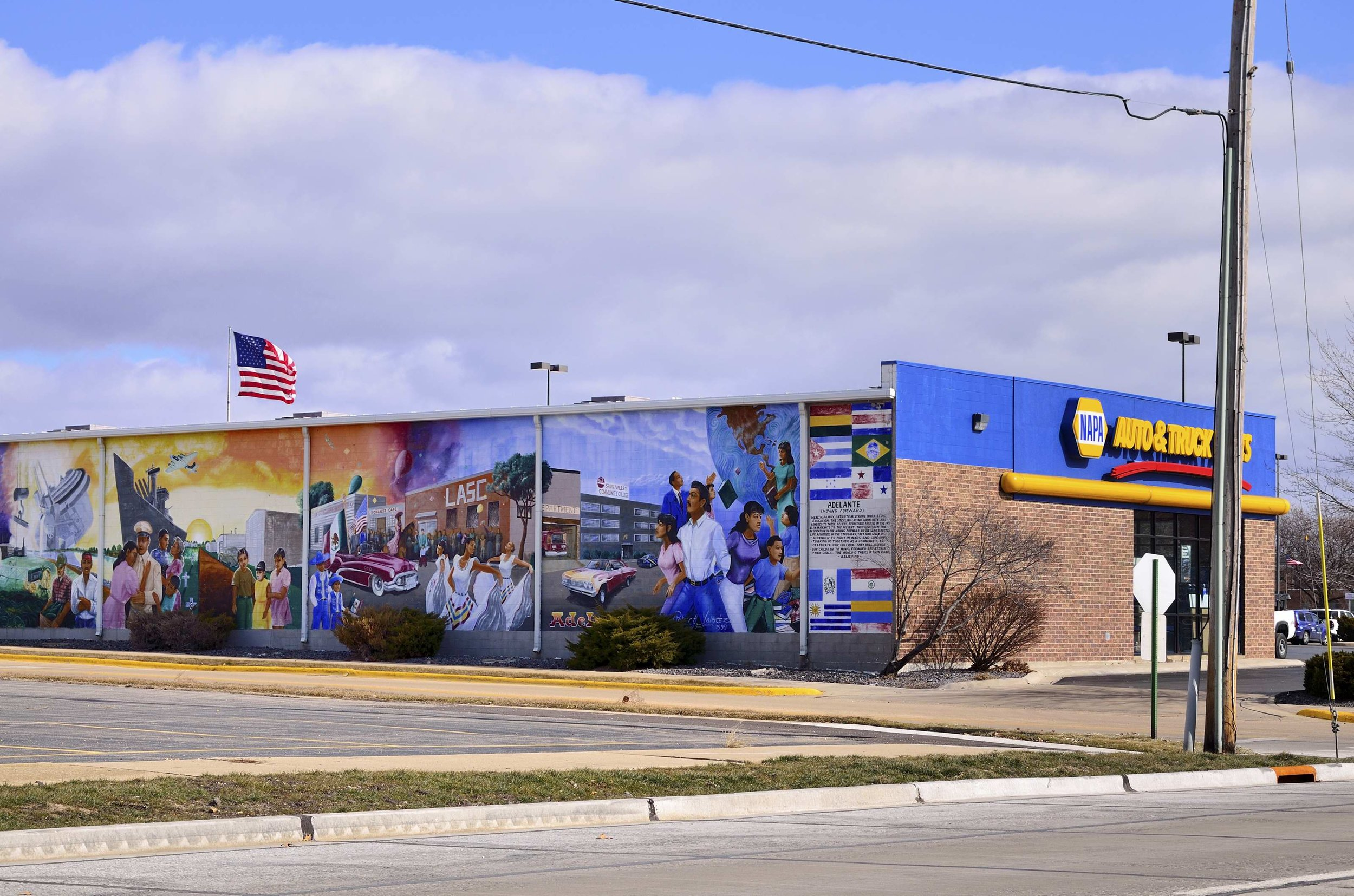 The Sterling Mural Society - Sterling IL
