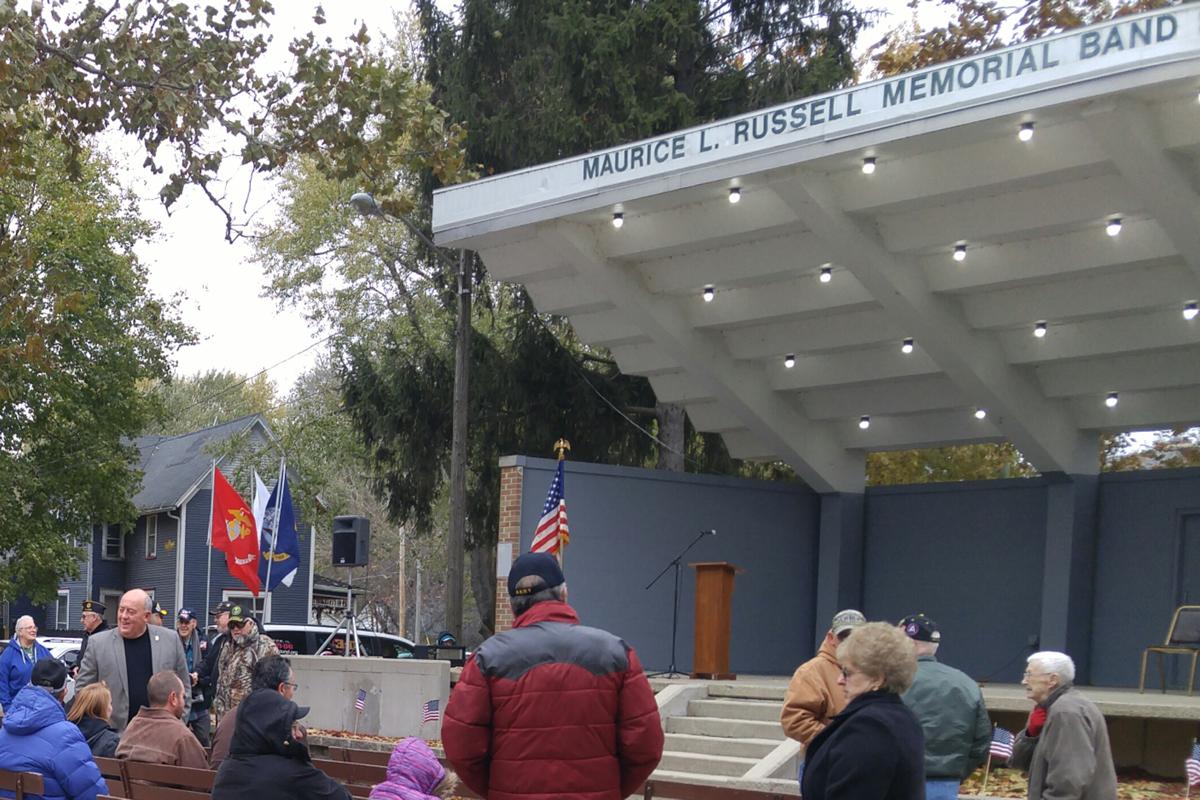 Veterans Memorial Park - Rock Falls IL