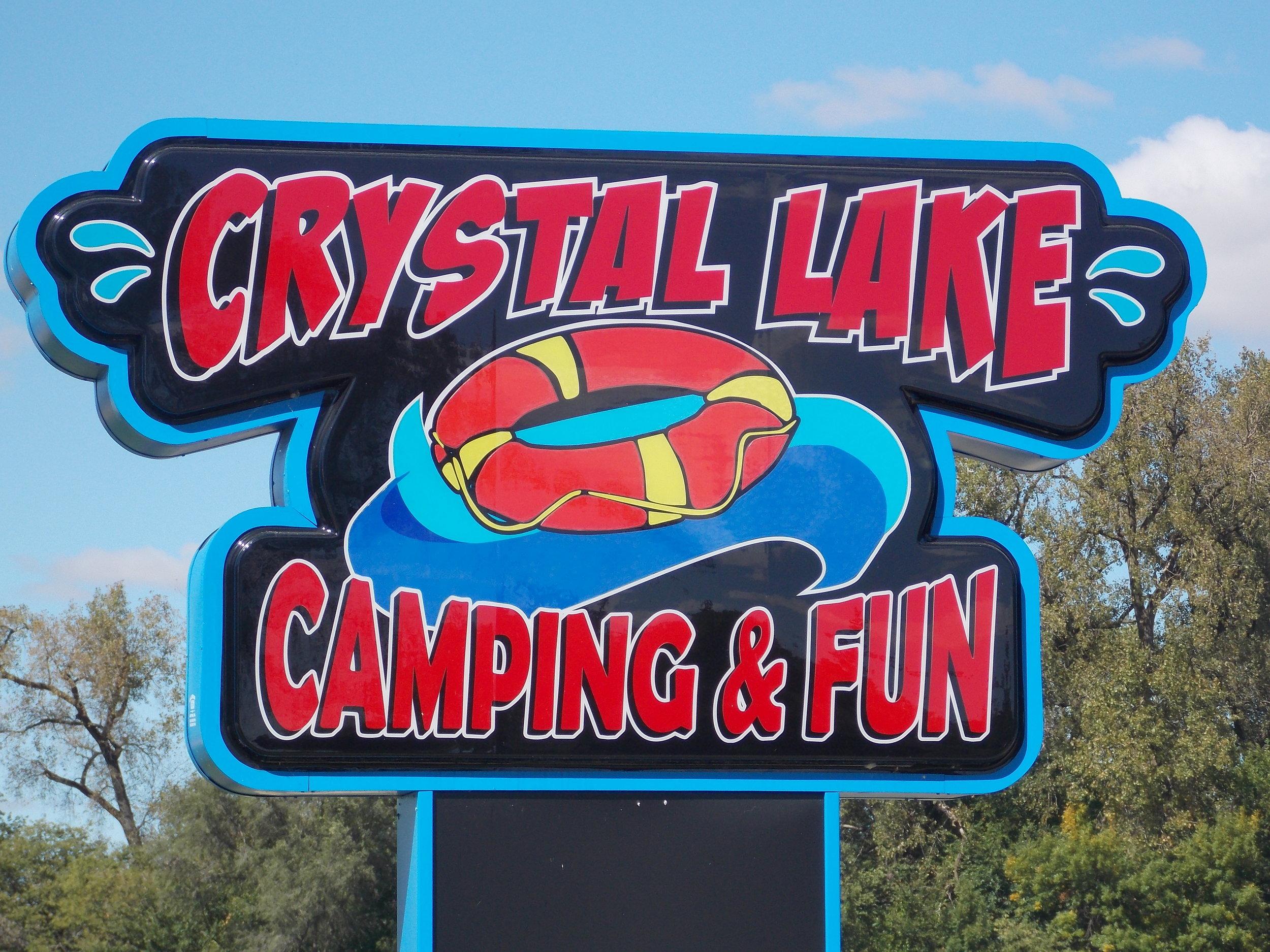 Crystal Lake Camping & Fun - Rock Falls IL
