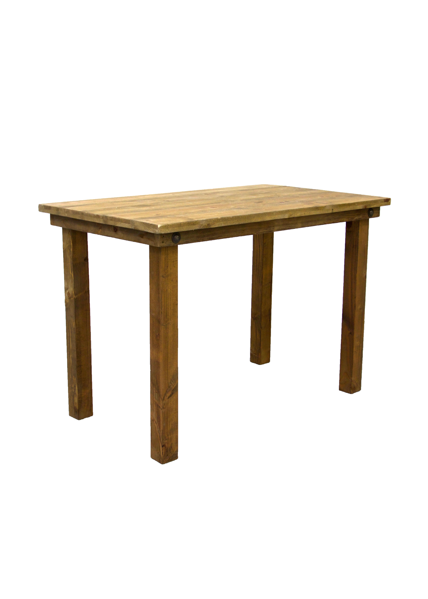 Honey Brown 5ft Belly Height Table
