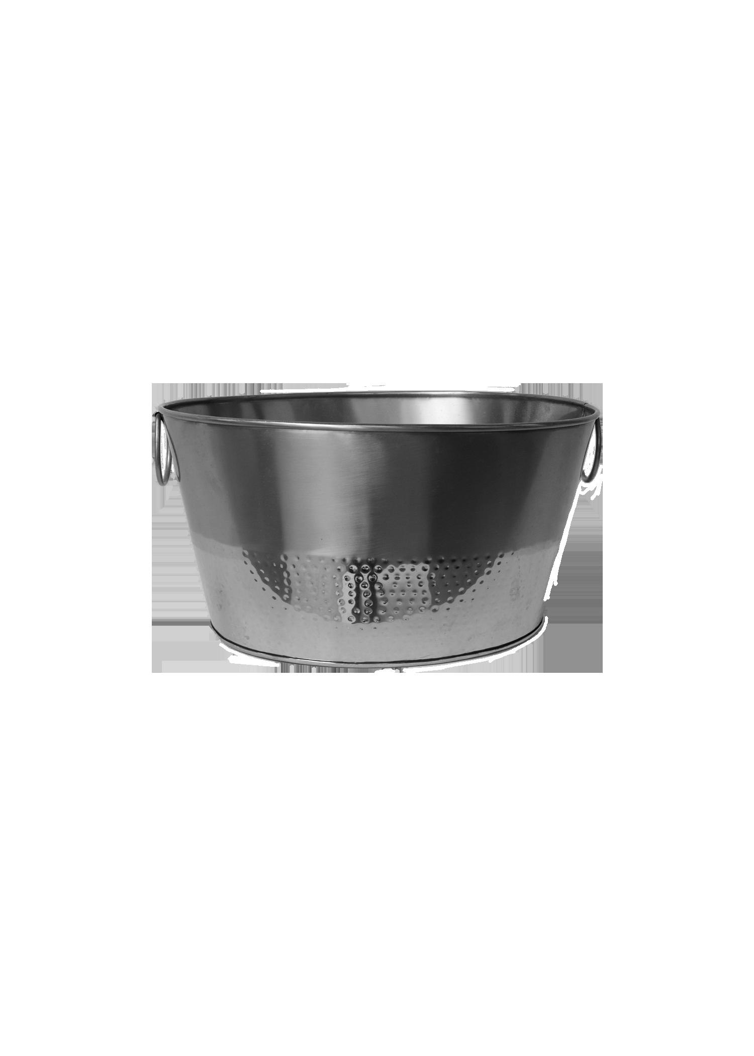 Small Galvanized Tub