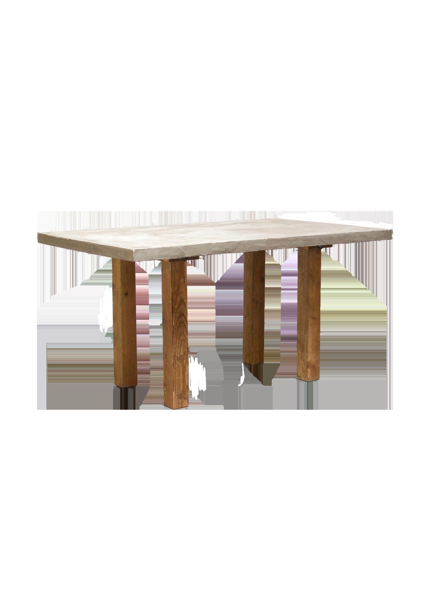 Sweetheart Concrete Table