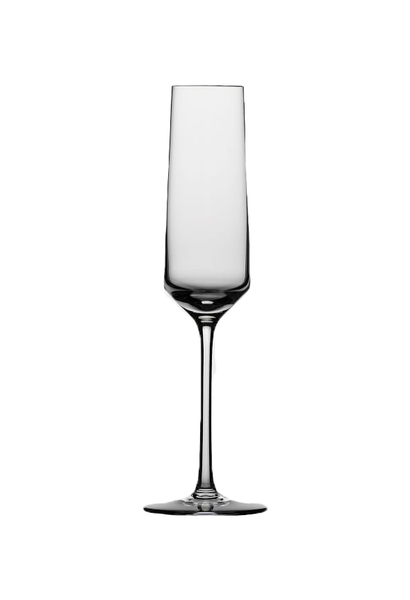 Modern Champagne Flute