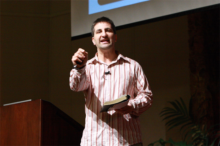 Dave Pocta taught invaluable lessons on family ministry and generational unity at a conference ten years ago at our church in South Florida.