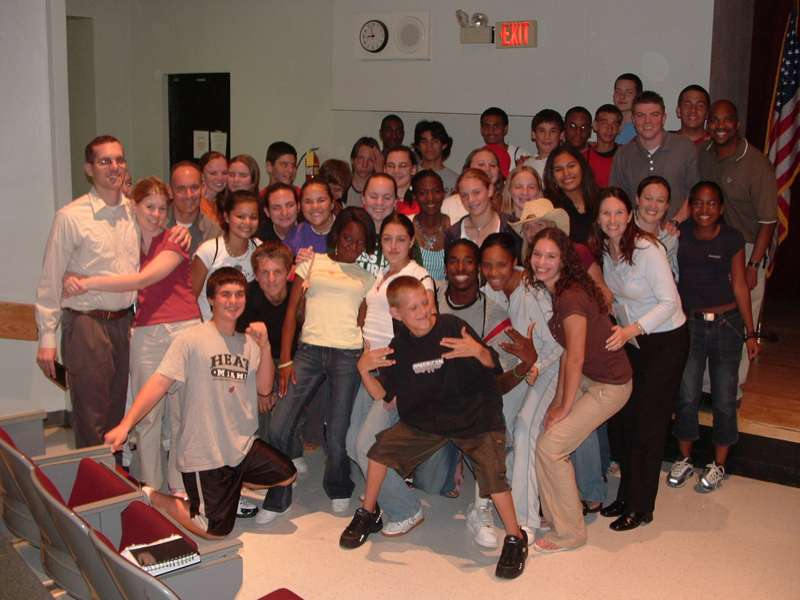 It's hard to believe it's been 15 years since this picture was taken of our teen ministry in Broward County (Fort Lauderdale, FL). Many of these Millennials became Christians and are now entering their 30s in age.