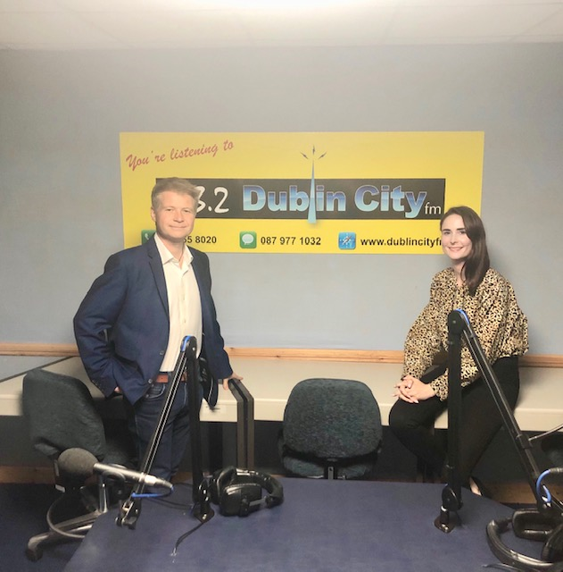 """Radio interview - I was recently asked to be a guest on the Doug Gordon show called """"Inspirational People, Inspirational Stories"""" which aired on 103.2 Dublin City FM which goes out to over 3 million people across Dublin on mainstream radio every week! The show has a series of high performers such as professional sports people, CEOs, business owners, best selling authors, people from the arts, inspirational charity workers and many others. Doug Gordon is an international speaker, radio presenter and CEO of D&S Performance Optimisation so needless to say I was delighted to be asked to be a guest on his show.I spoke to Doug on various different topics. Some notable ones are my work in mindset coaching and how I came to be a coach, the RISE wellness event, life in the law, what success means to me, living your life with passion and purpose, the mindfulness and wellness movement and why it's so important nowadays. I enjoyed speaking with Doug thoroughly!If you missed the show or would like to hear it, simply click here to catch up!I hope your August is going well!Ursula"""