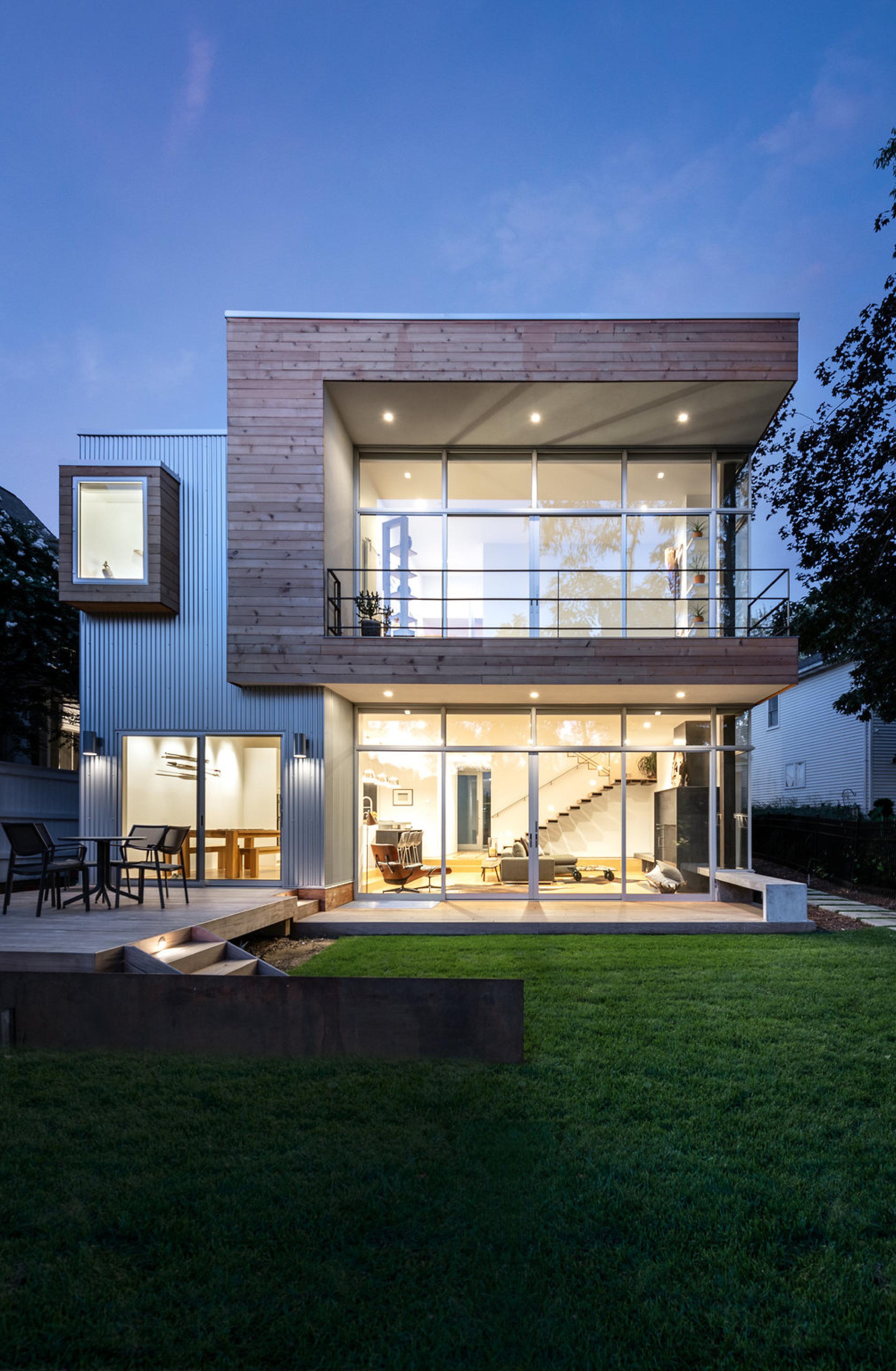 spa creek house - 2018 AIA BALTIMORE DESIGN AWARD