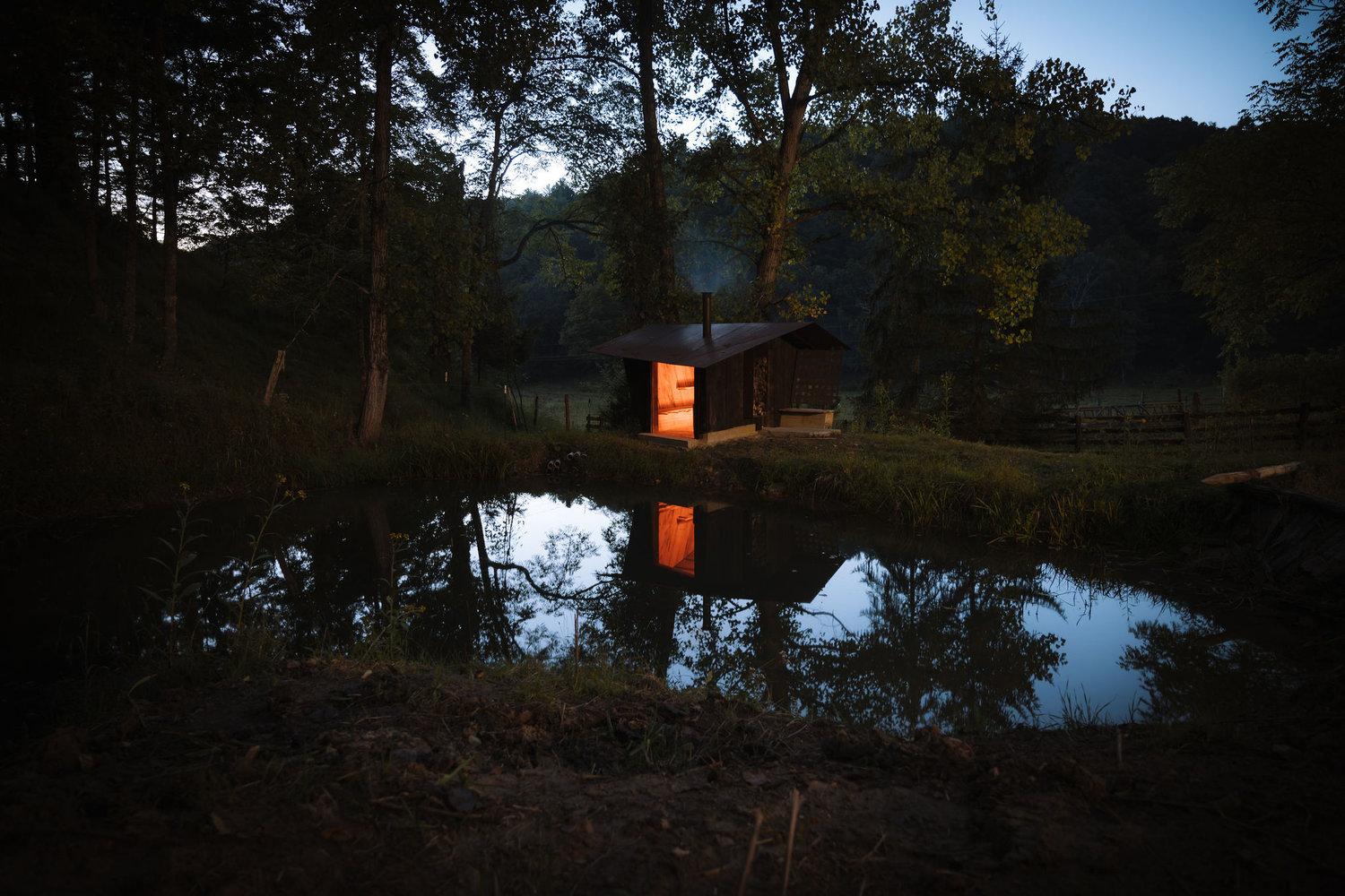 Rocky Knob Sauna Grid Architects A Modern Contemporary Architecture And Design Firm In The Washington Dc Maryland Virginia Area Serving Clients Worldwide Creative Innovative Unique Design Architect Modern