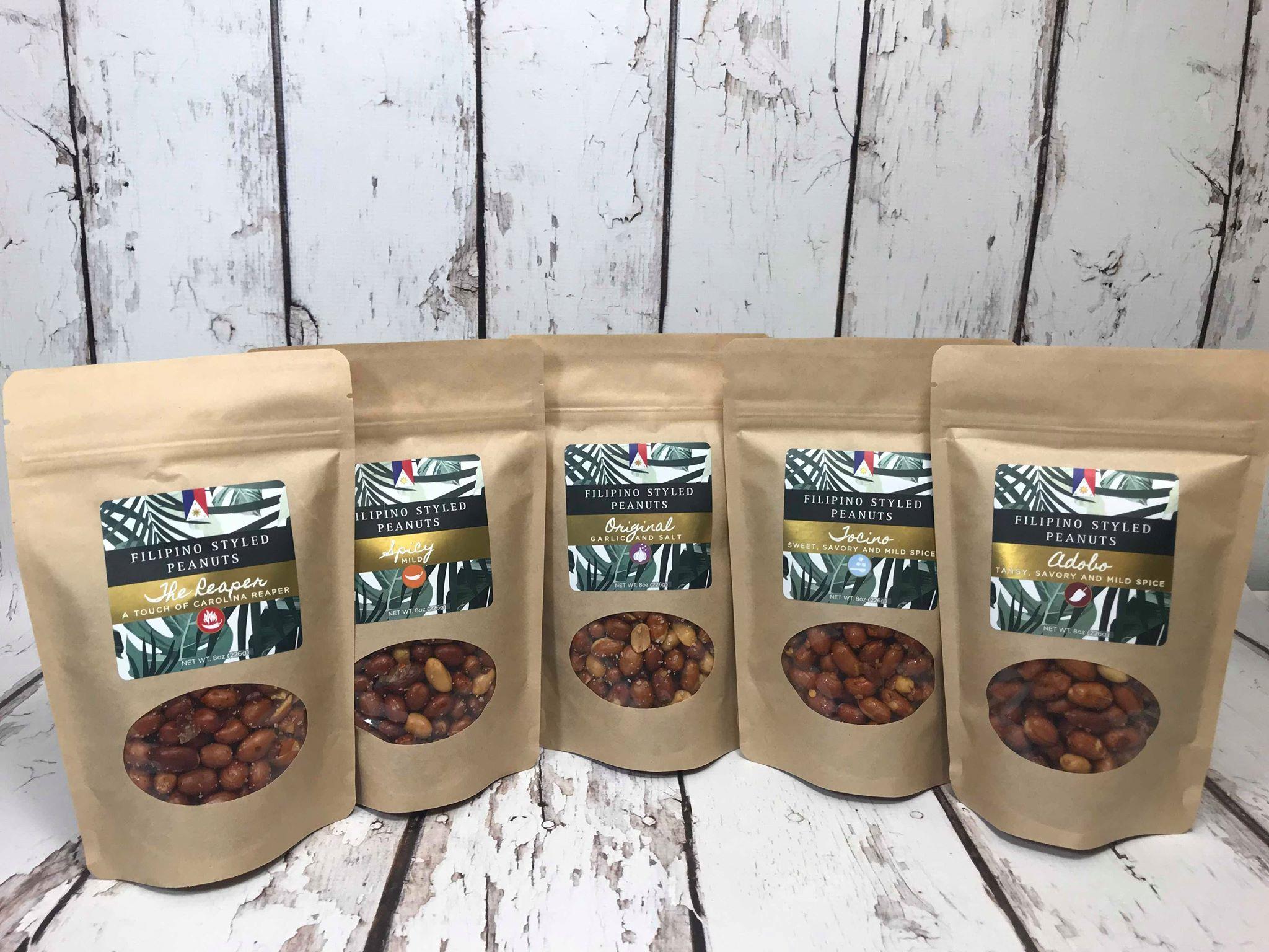Filipino Styled Peanuts