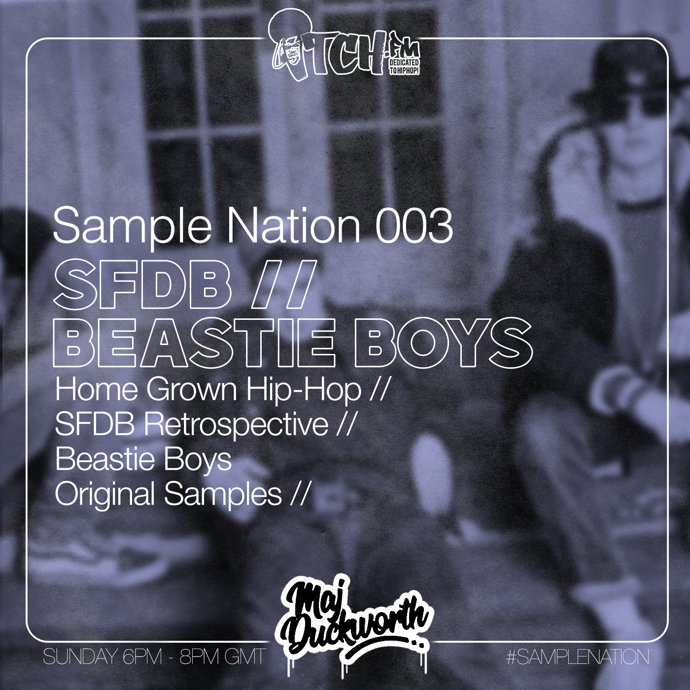 003 Sample Nation - Beastie Boys SFDB
