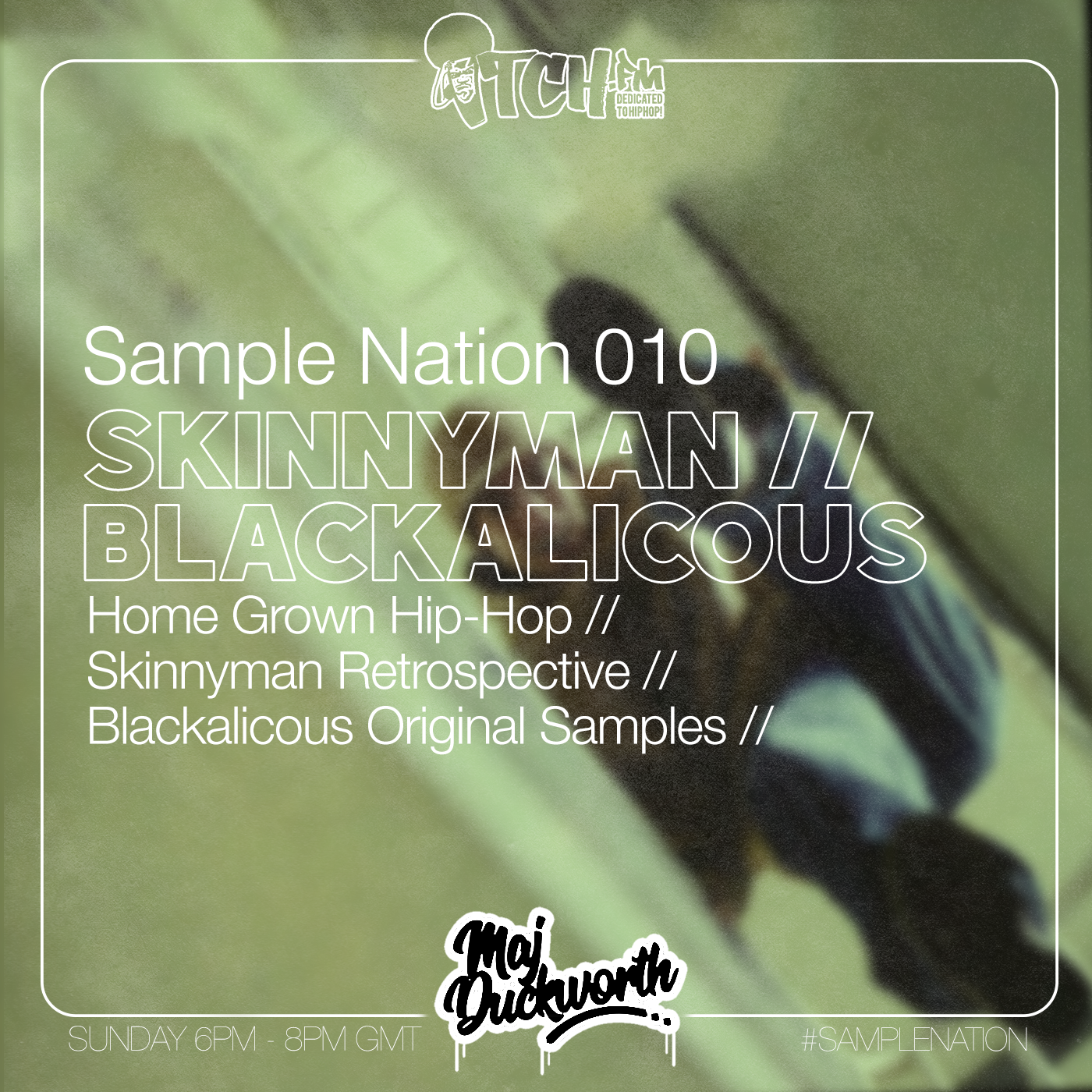 Sample Nation - Skinnyman Blackalicous