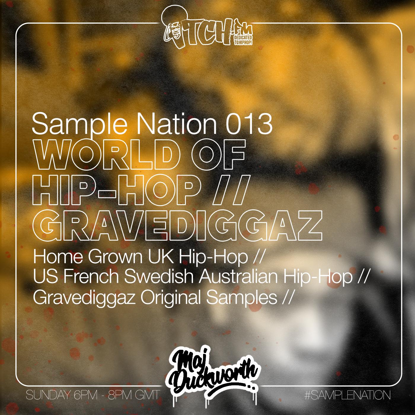 Sample Nation 013 - World of HipHop Gravediggaz.png