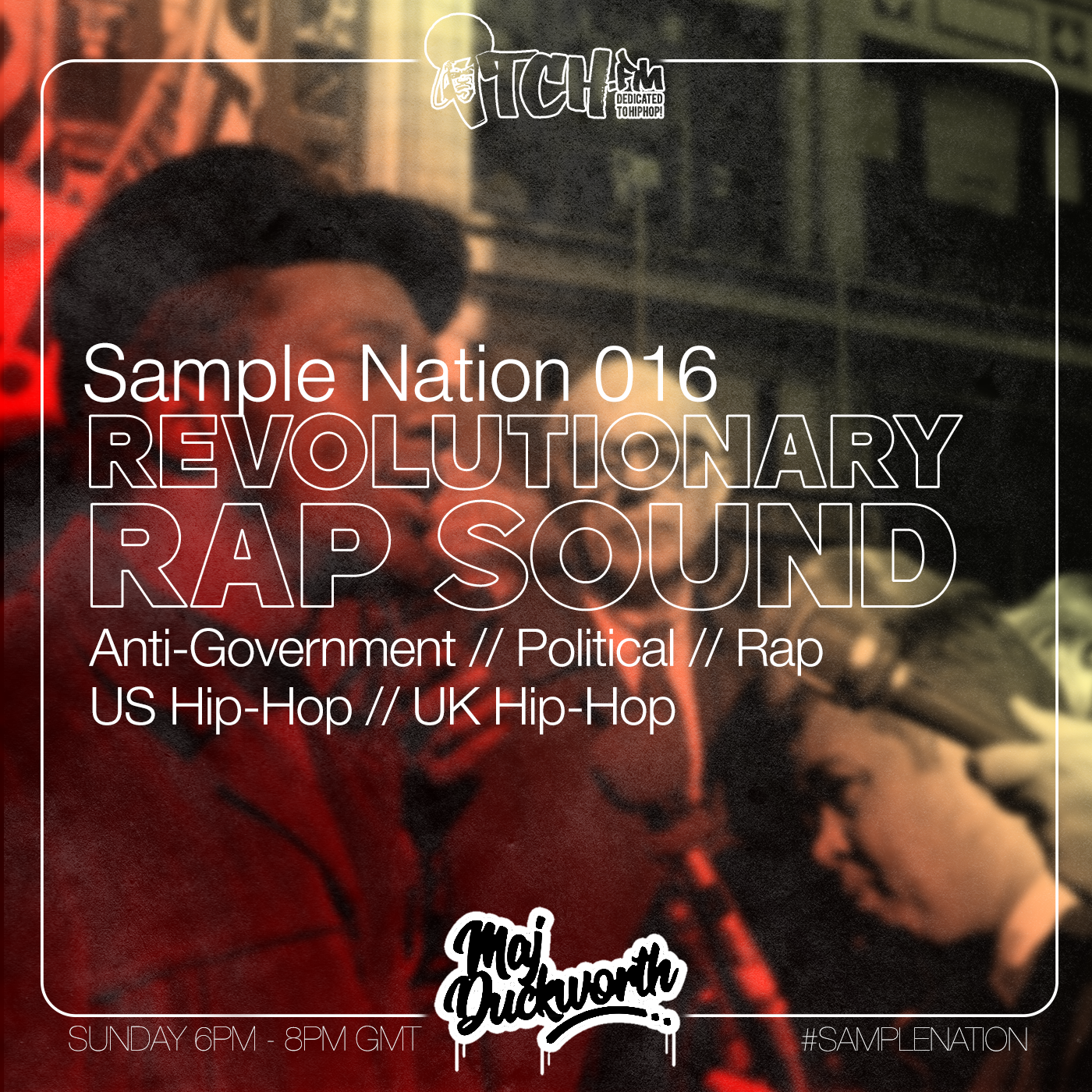 Sample Nation 016 - Revolutionary Rap Sound