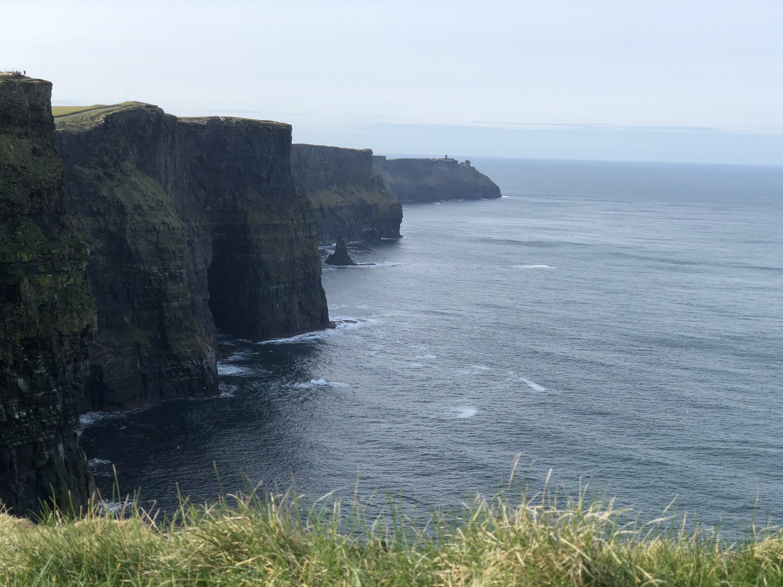 The Cliffs of Moher, coast of Ireland - Amarillo Girl Concert Choir 2018 Tour