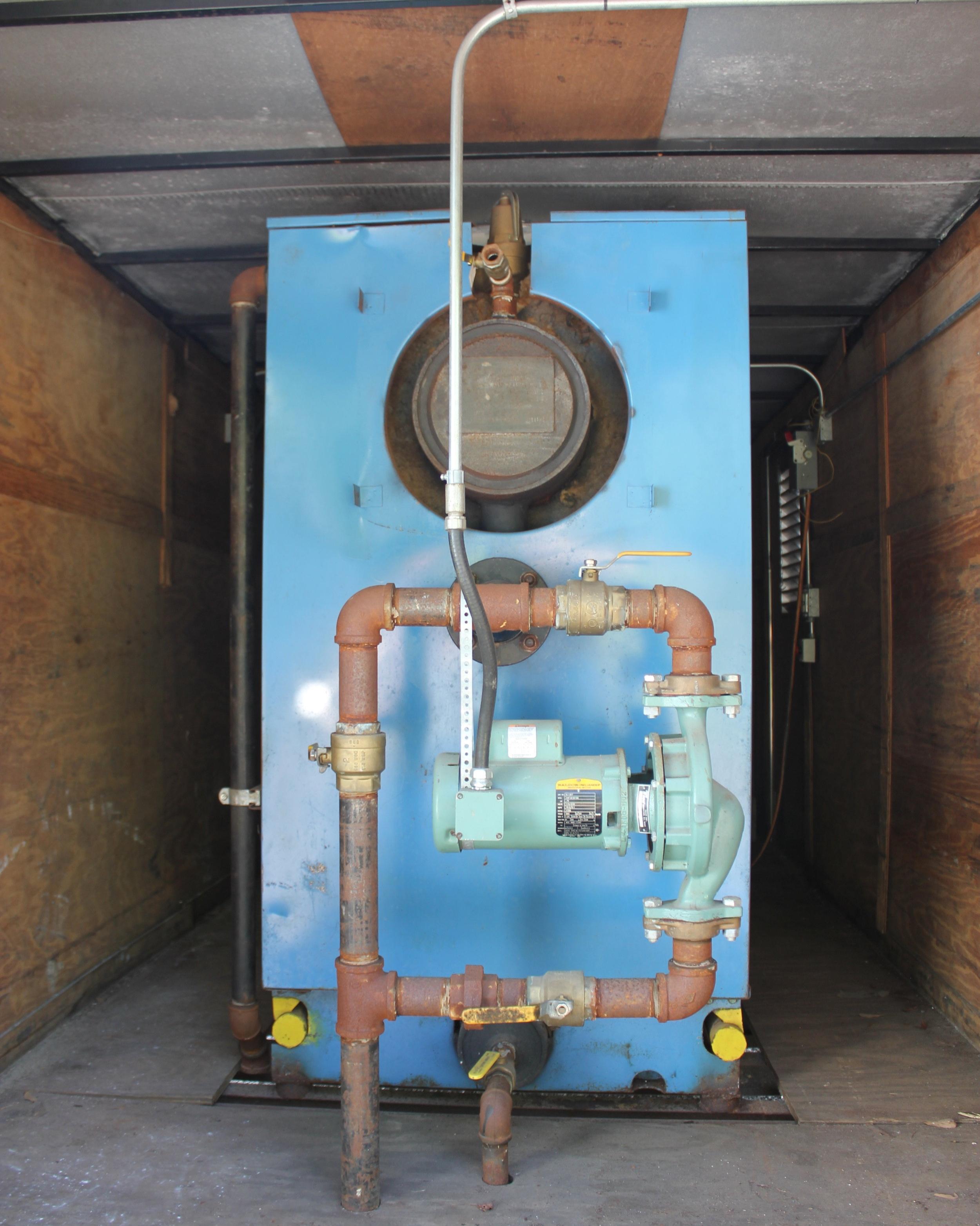 - Cleaver Brooks Model 3 Boiler