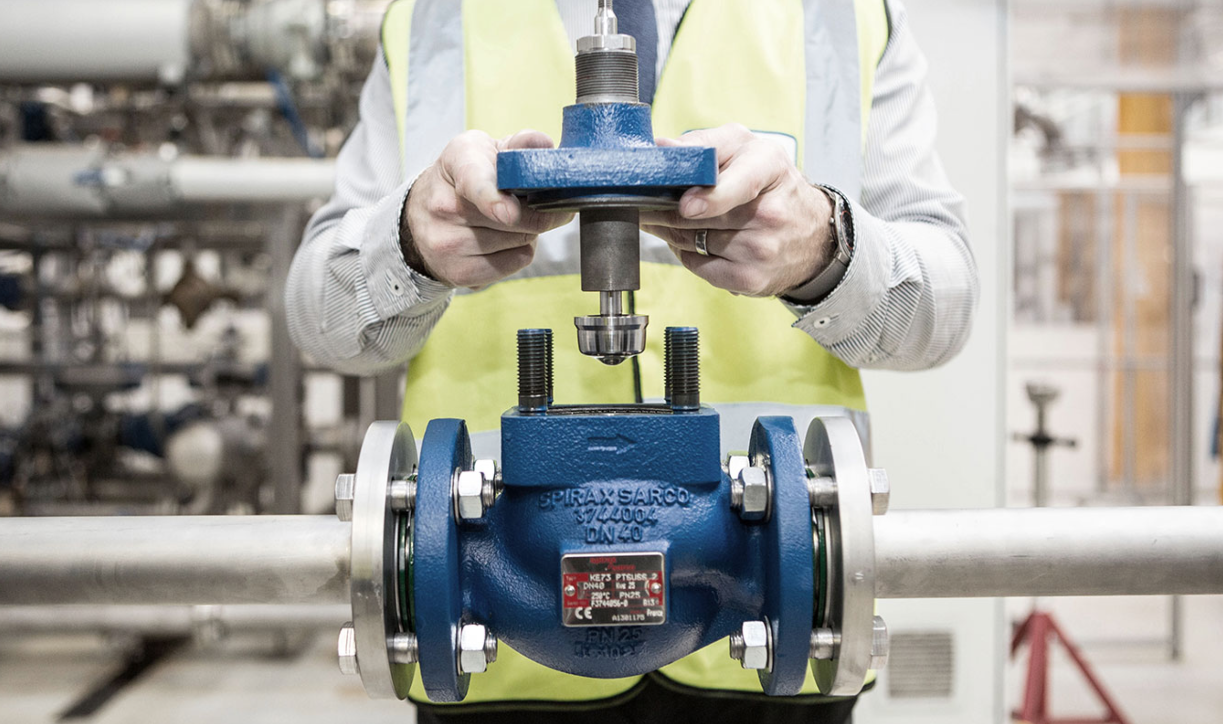 CONTROL VALVES - We offer a comprehensive selection of control valves to meet every application with self-acting temperature control and pressure control.We proudly offer these products from:-Spirax Sarco-Jordan