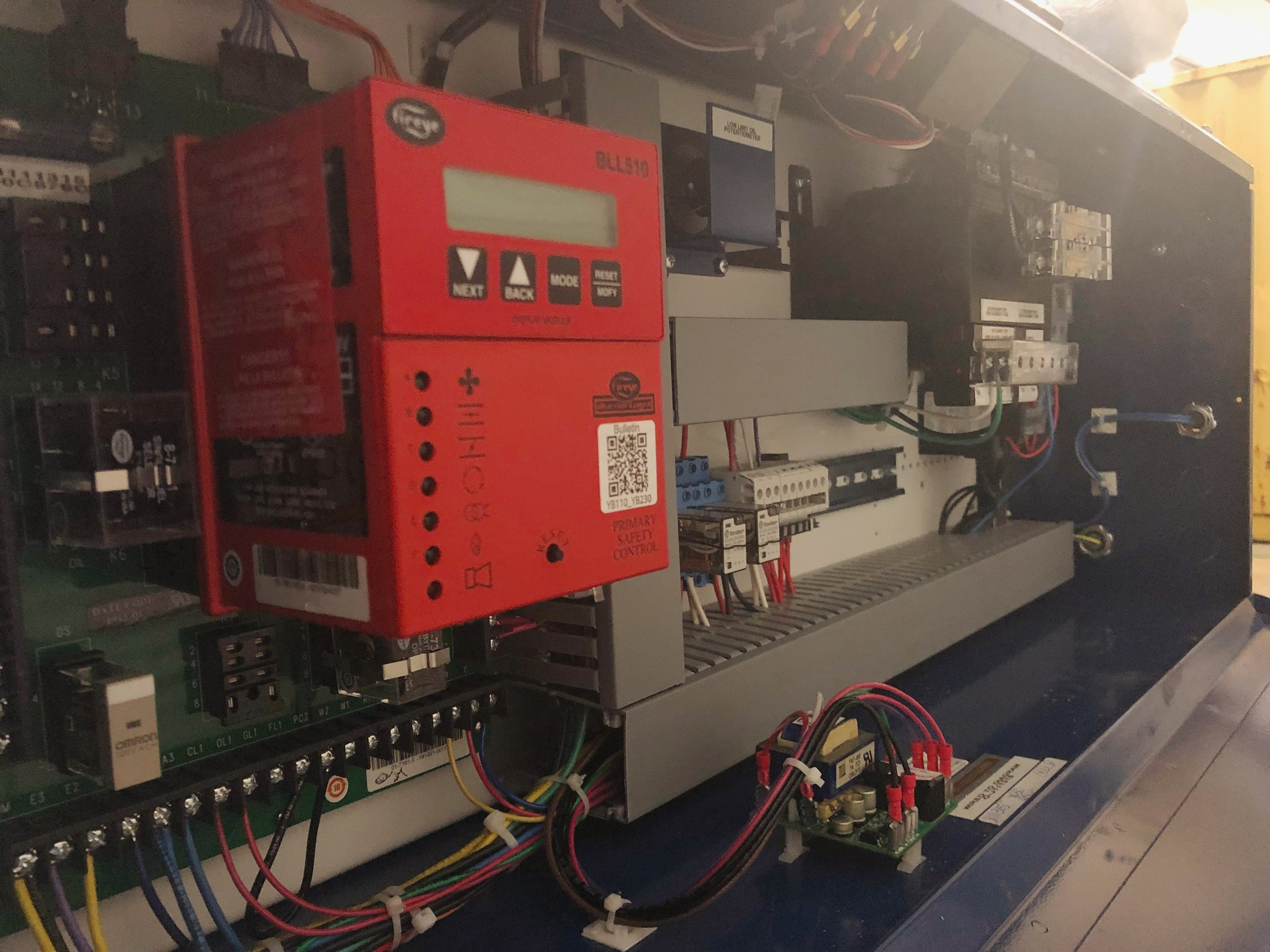 combustion and control systems - Al Hill Boiler is pleased to carry the following Control Lines to assist you in effectively and efficiently maintaining your Boiler Room:-Honeywell-Fenwal-Johnson-Robertshaw-White Rodgers