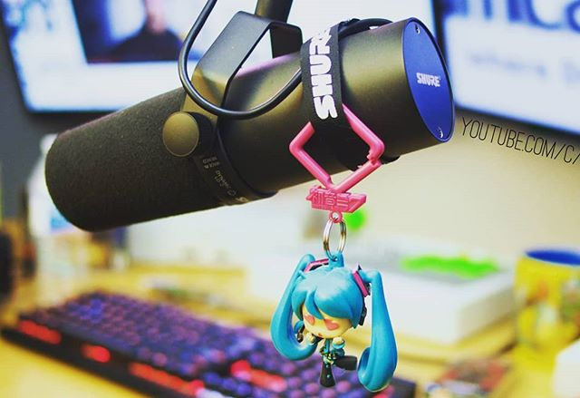 Do you love #HatsuneMiku? I @Shure do!  #dreamcast #sega