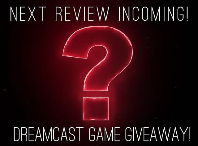 https://youtu.be/0t9_VtTbdG4  #Dreamcast game #giveaway and teaser for next review! Game will be a 2D Fighting game, official, not a repro!  Can you guess what game before the video is done?