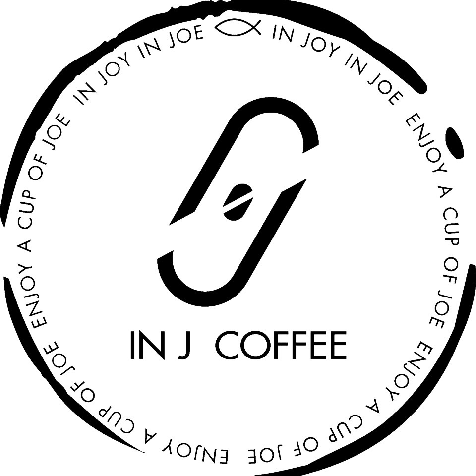 In J Coffee Logo