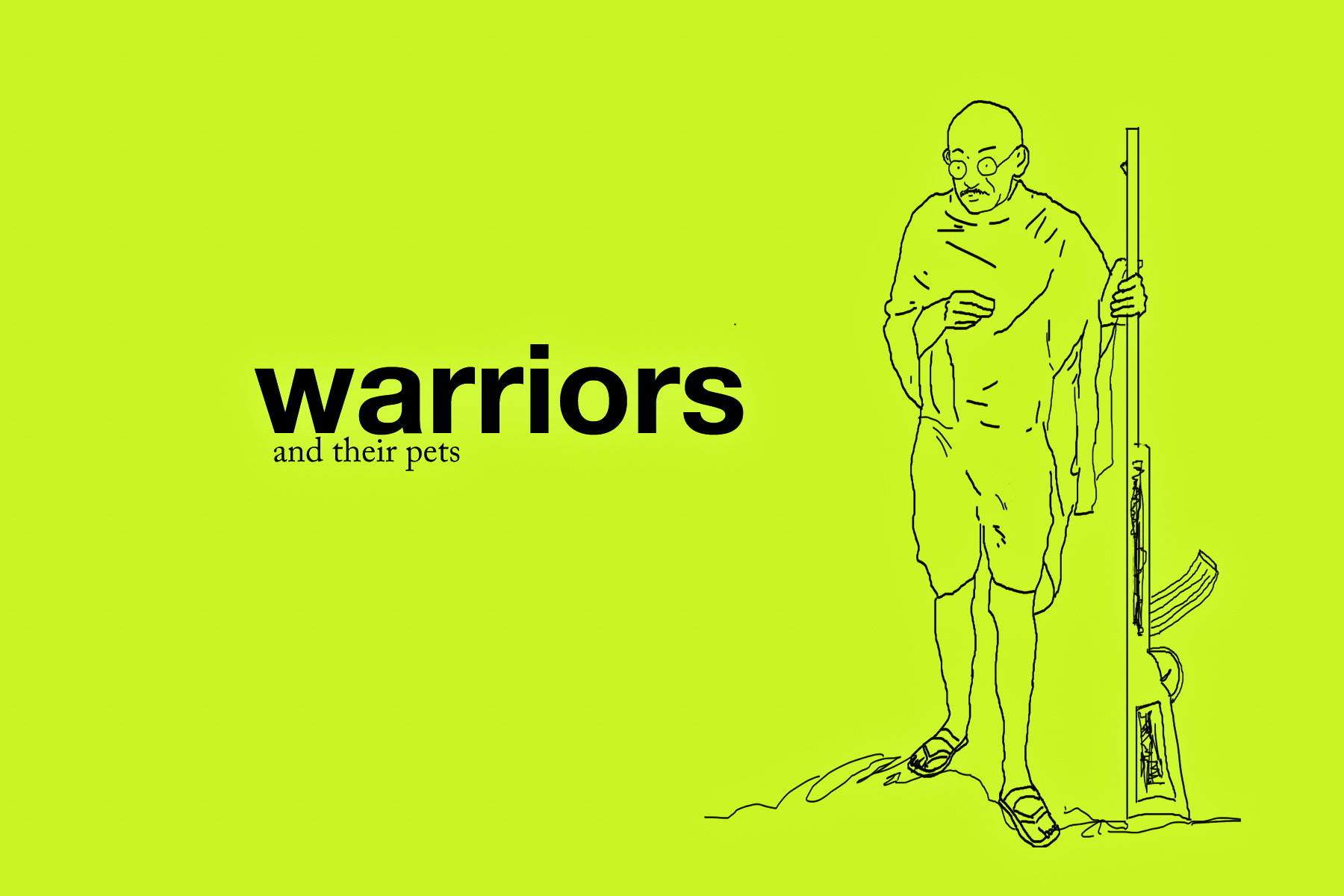 Warriors and their pets