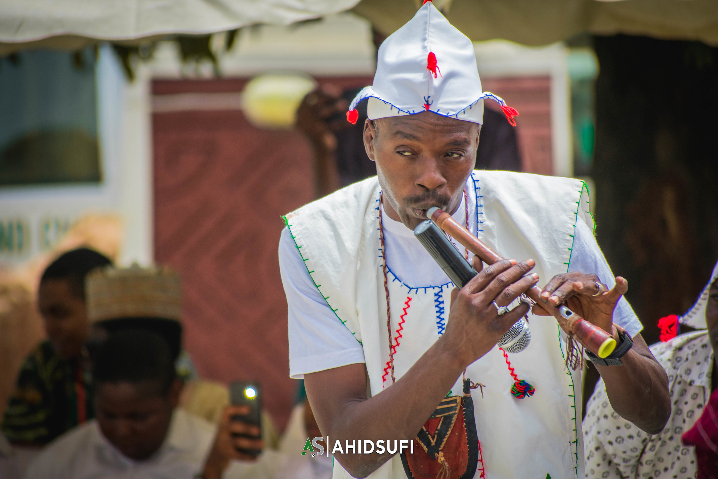 AFRICA DAY - Portraying Climate Advocacy Through Traditional Music and Dance
