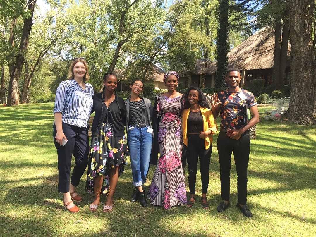 THE RESILIENT 40 - Africa's Youth At The Forefront Of Climate Action
