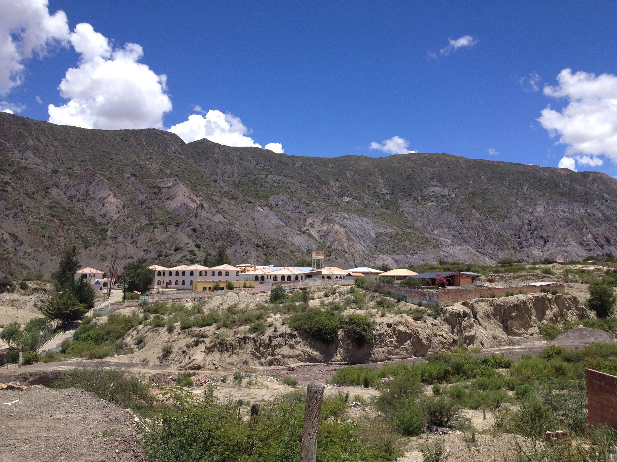 Huajchilla, Bolivia