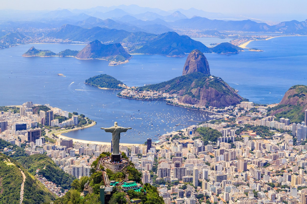 TRi Oracle Solutions for Brazil, overlooking Rio de Janeiro
