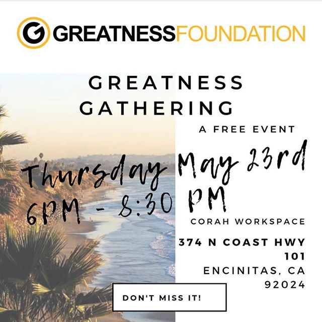 See everyone tomorrow! We can't wait to come together as a community to create, connect & celebrate! Get ready to meet new people who want to make a difference in the world and have fun! Check our stories to find the Eventbrite link! 😊 The event is FREE & pre registration is required 🙏🏼