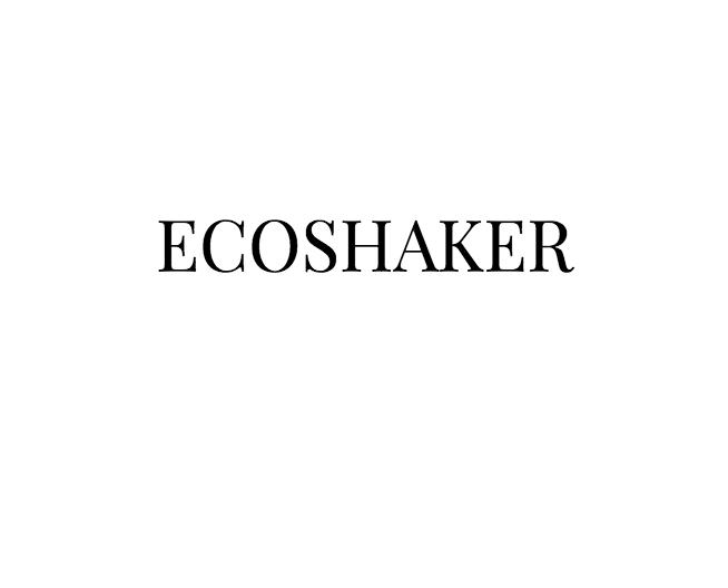Ecoshaker