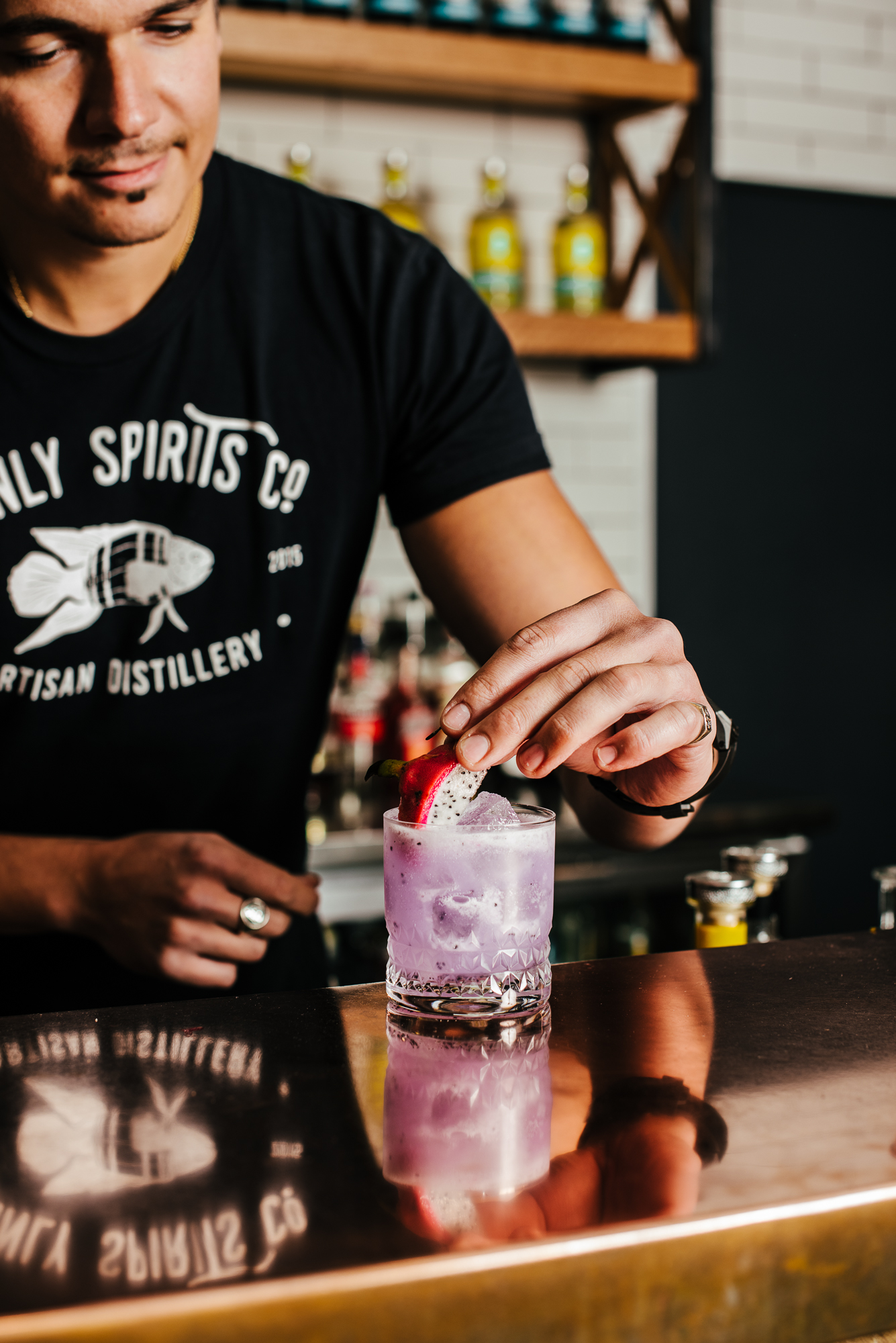 Not your average G&T — Manly Spirit Co