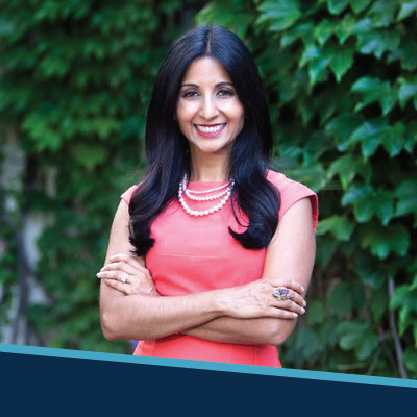Anuja Rajendra - CEO, Bollyfit; former candidate for Michigan State Senate