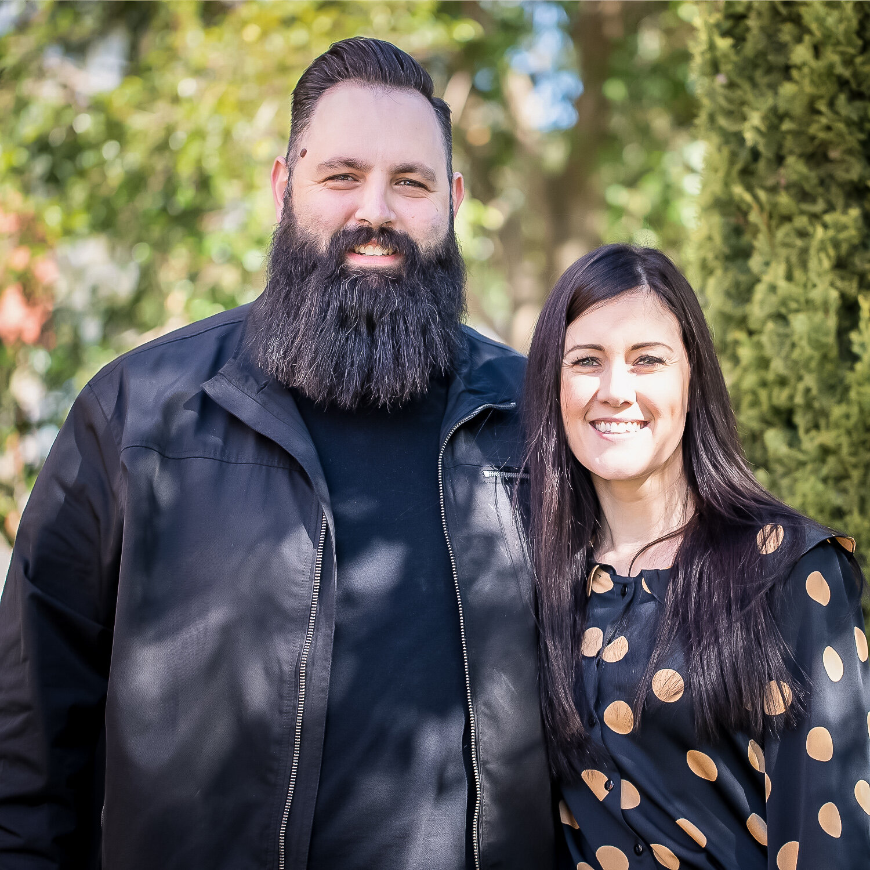 Pastor Chris & Christine Collins