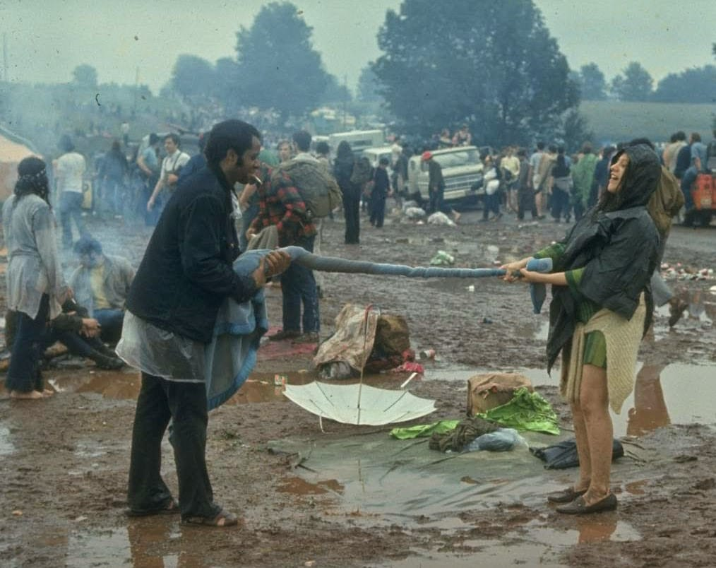 Woodstock 1969 (The LIFE Picture Collection/Getty Images)