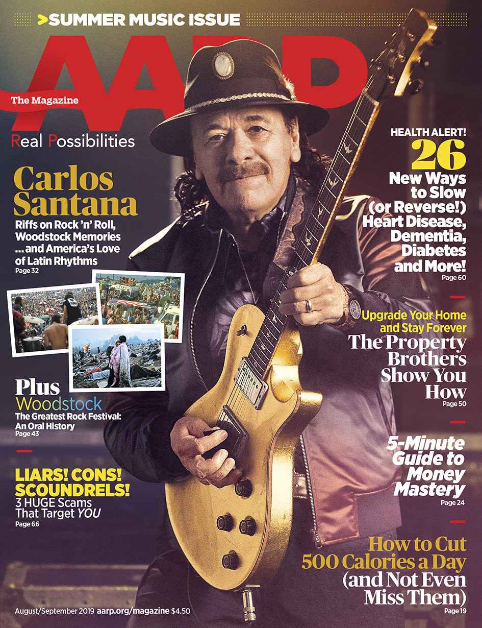 I've seen fans of all ages at Santana concerts. People bring their kids and some even bring their grandkids. There are no age restrictions for Santana's musical message of peace and unity.
