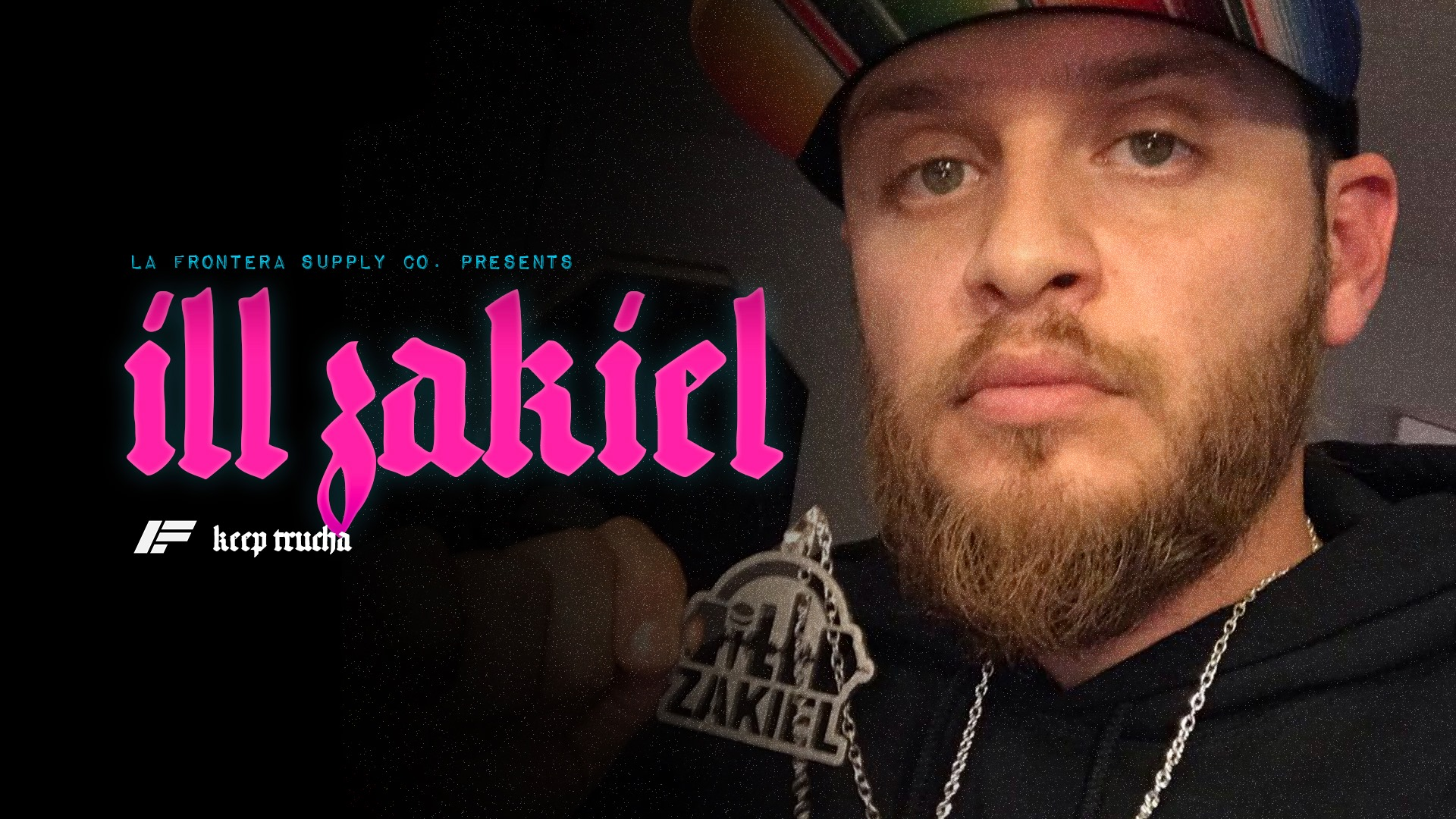 Ill Zakiel: How To Build Confidence In The Rap Game - Keep Trucha | Episode 002February 5, 2019