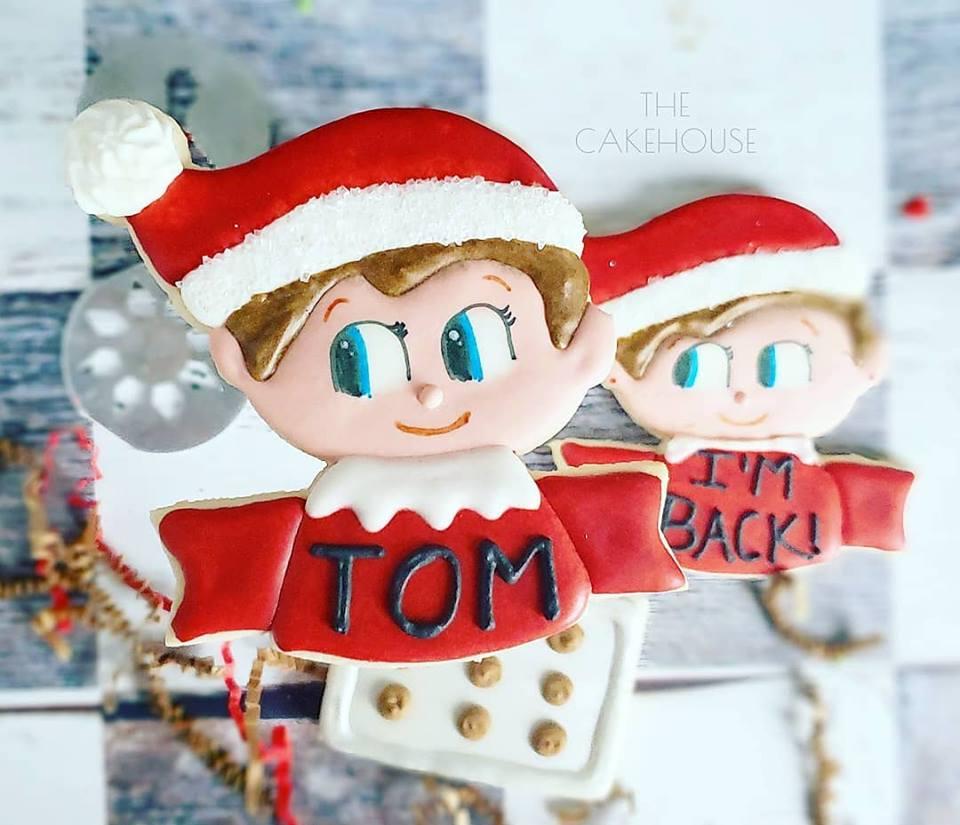 Elf on the shelf cookies.jpg