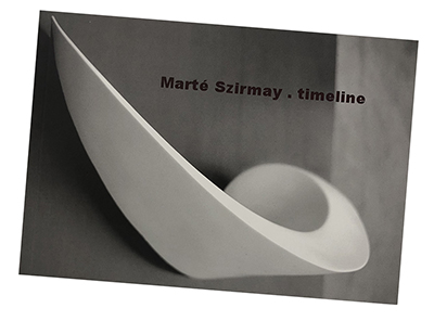 Marté Szirmay . timeline - A survey of works, exhibitions and publications of Marté Szirmay from 1968–2003
