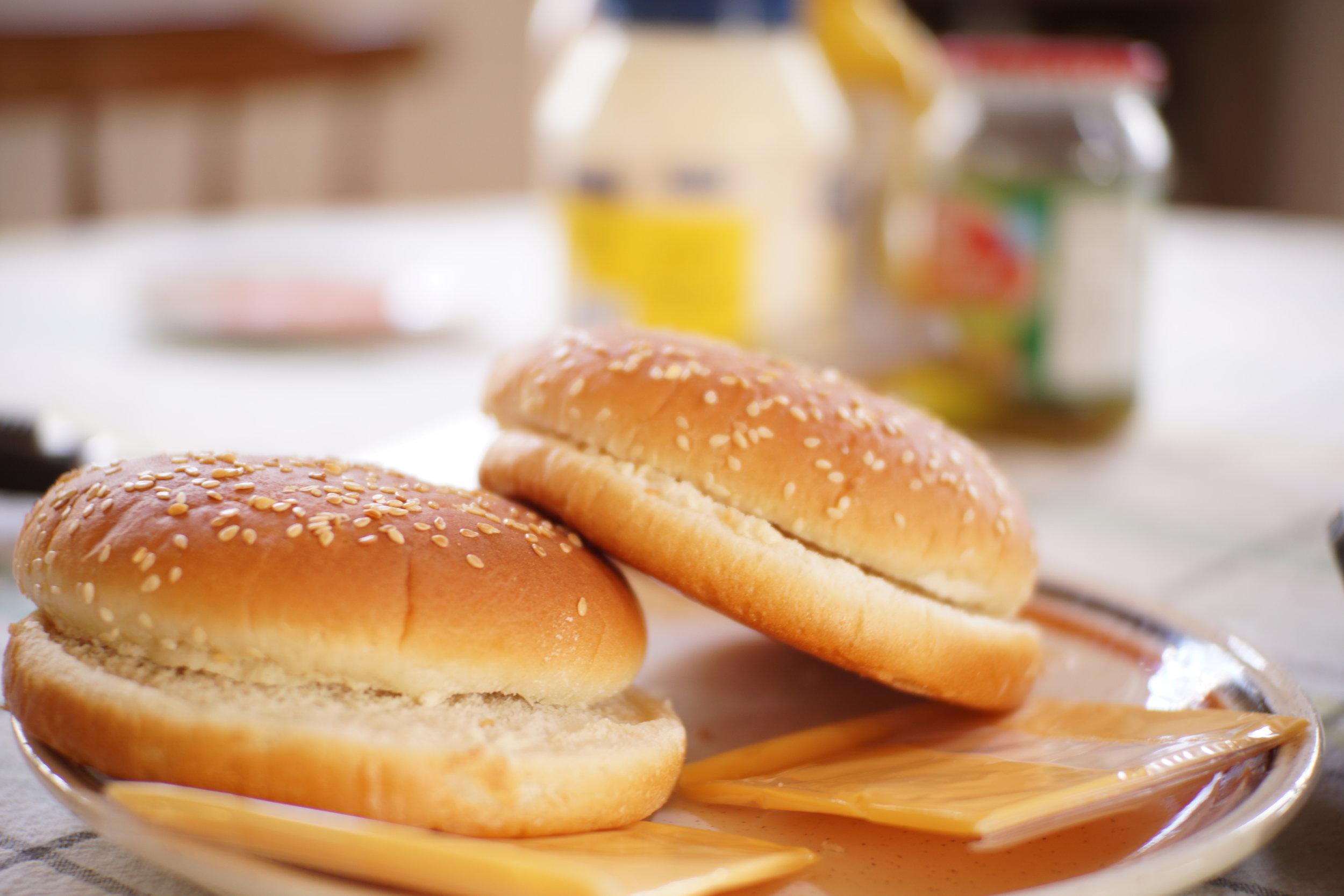 Burger Bun Street Diner