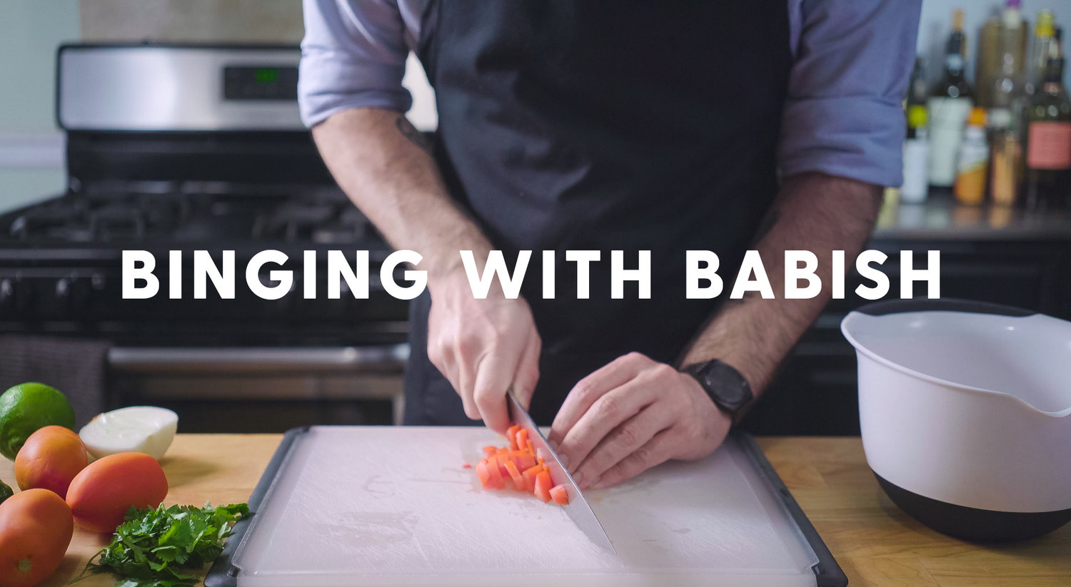 Binging with Babish The Street Diner