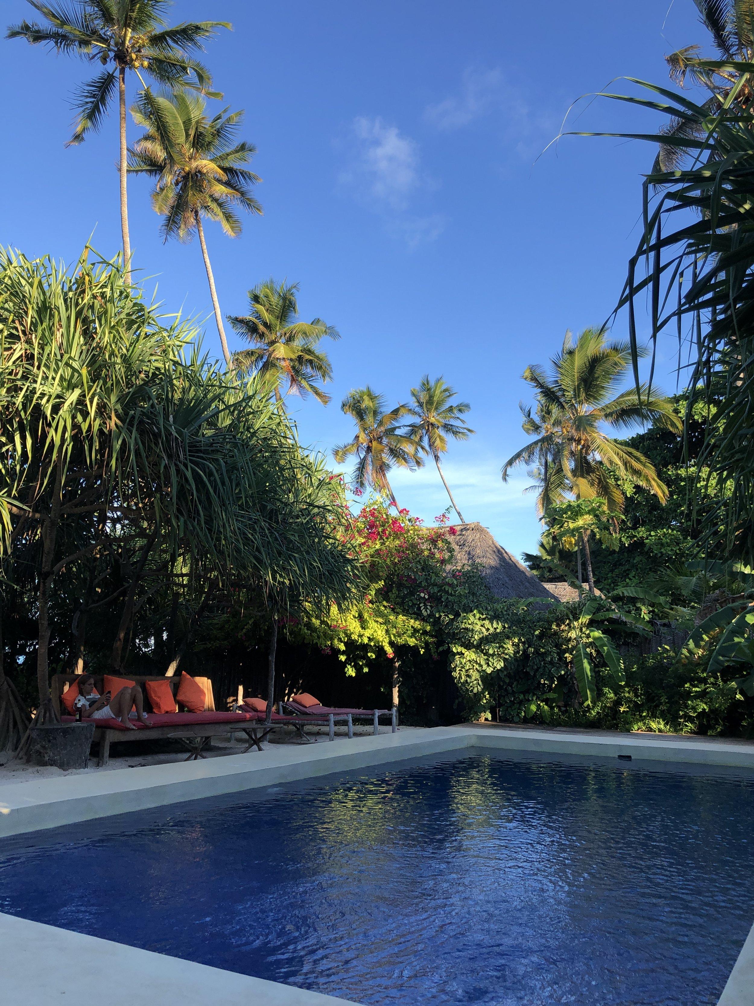 Zanzibar -Bandas Boutique Hotel -