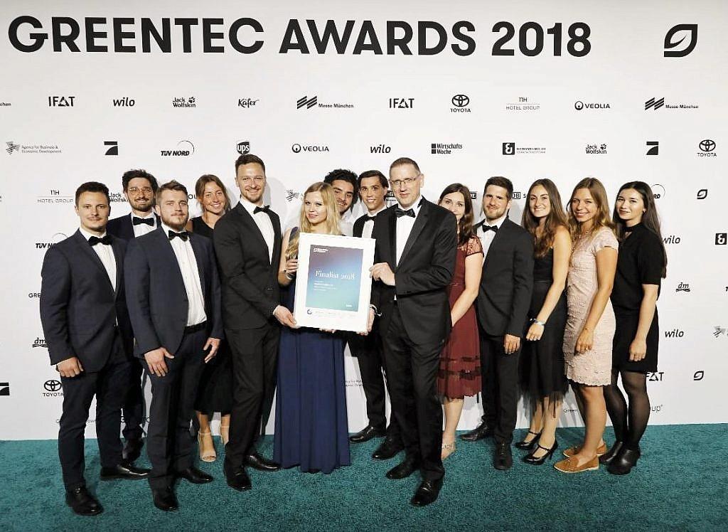 - 13.05.2018 GREENTEC AWARDS – GALA 2018