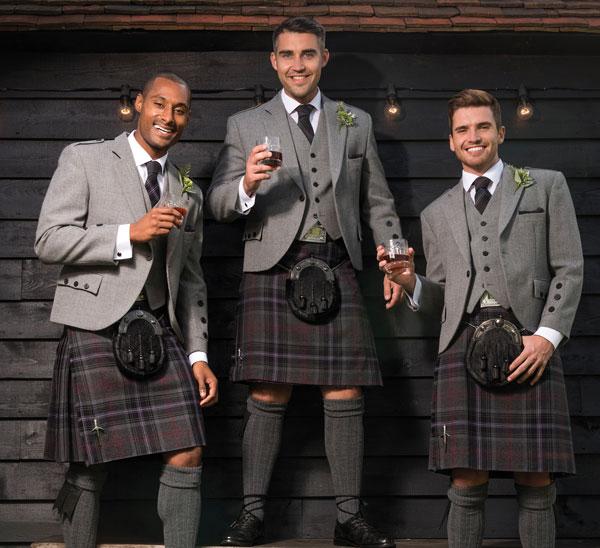 Highland Wear -