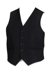 5-Button Argyll Waistcoat (Dark Button)